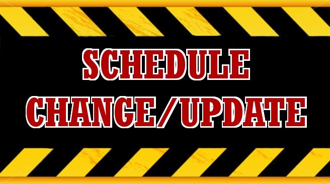 Updated June Schedule