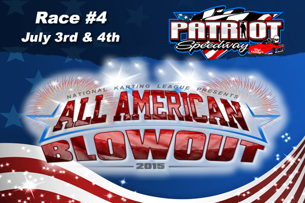 National Karting League Chase'n Race'n Illustrated All American Blowout