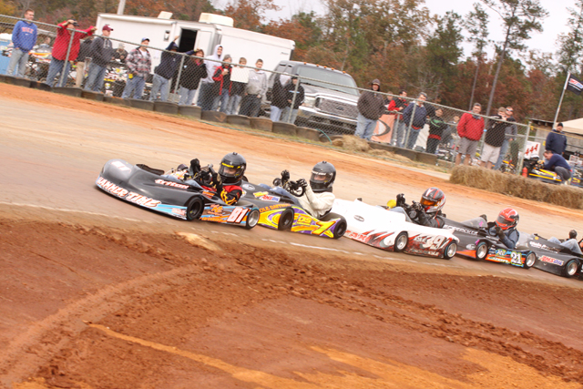 Dawgwood Speedways Final Points Race 10-8-16