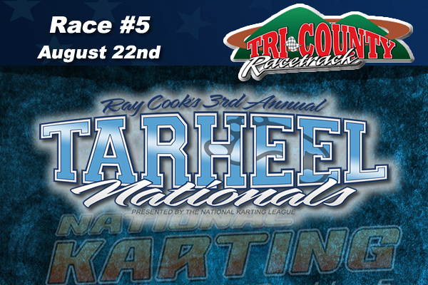 Ray Cook's 3rd Annual Tarheel National Presented by the National Karting League